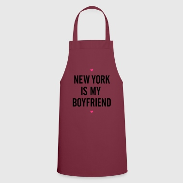 New York Boyfriend - Tablier de cuisine