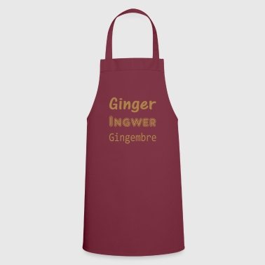 Ginger - Cooking Apron