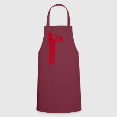 saxophonman - Cooking Apron