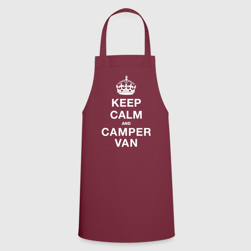 Keep Calm and Campervan - Cooking Apron