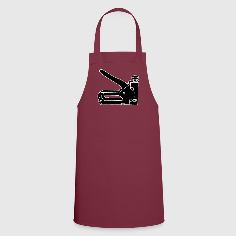 Tacker staple gun 2 - Cooking Apron