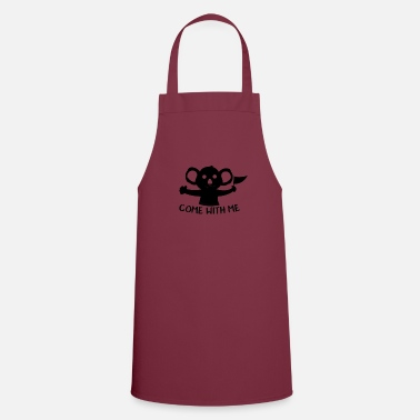 Sleeping Koala - Come With Me - Cooking Apron