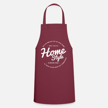 Cooking Apron Home Style Cooking - kitchen apron - Apron