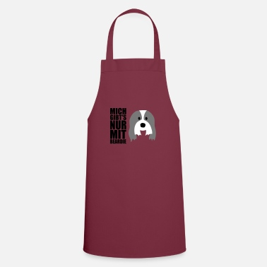 Collie Bearded Collies - Apron