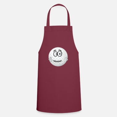 Silly Golf Ball - Apron