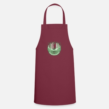 Nature Collection Deer in the forest 2 - Apron