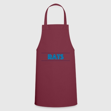 Rats - Cooking Apron