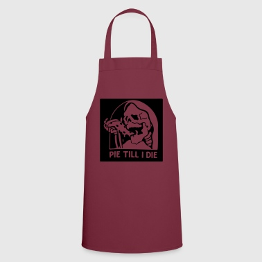 Pie till the - Cooking Apron