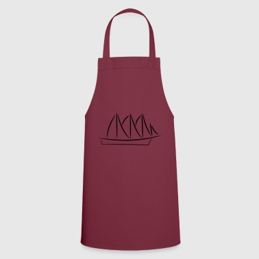 Yacht race? - Cooking Apron