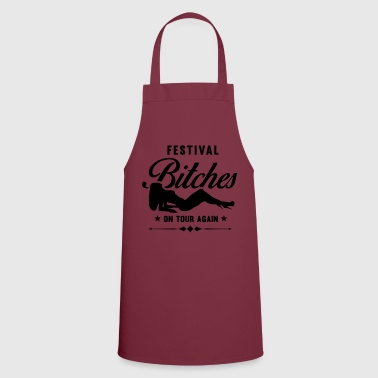 Festival Bitches on Tour again - Festival - Cooking Apron