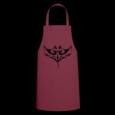 Manta ray tatoo - Cooking Apron