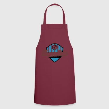 Football Crest Of Argentina - Cooking Apron