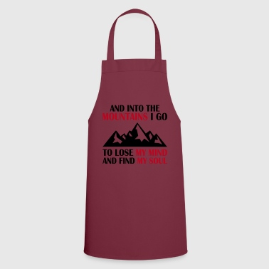 Love Mountains - Cooking Apron
