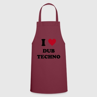 I LOVE TECHNO DUB - Kokkeforkle
