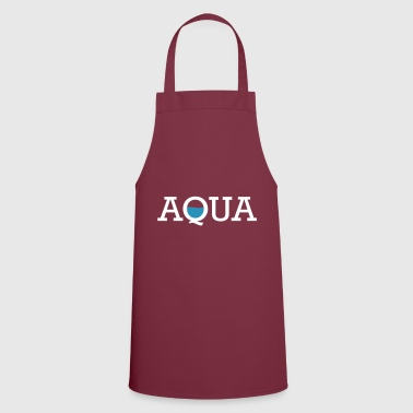 Water - Cooking Apron