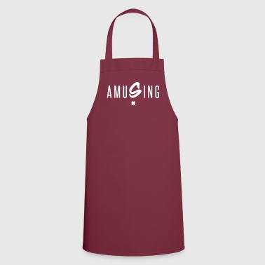 AMUSING - Cooking Apron