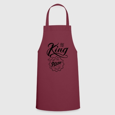 The king of pizza - Cooking Apron