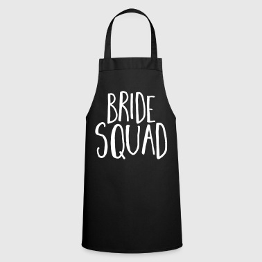 Bride Squad Hen Party  - Kochschürze