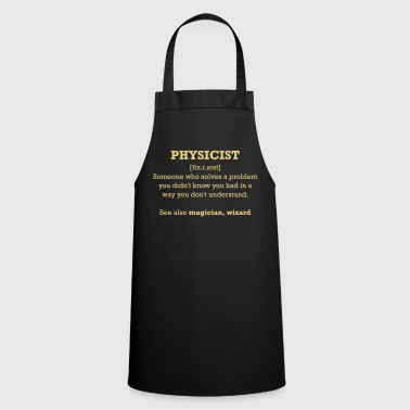 Physicist - wizard - Cooking Apron