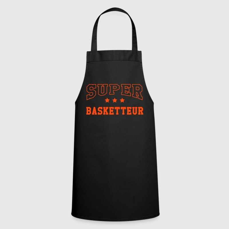 Super Basketteur / Basketball / Basket ball - Tablier de cuisine