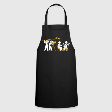 Television Studio Talk Show - Cooking Apron