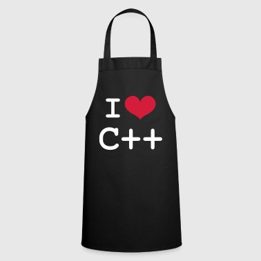 I Love C++ - Tablier de cuisine