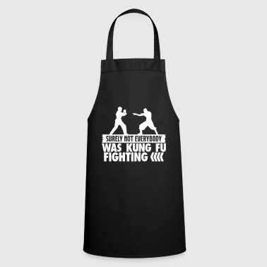Kung Fu Fighting - Cooking Apron