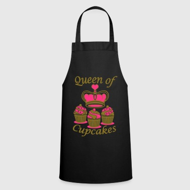 Queen of Cupcakes - Cooking Apron