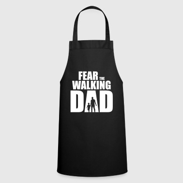 Fear The Walking papà - Grembiule da cucina