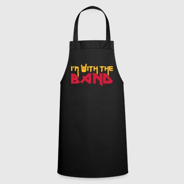 I'm with the Band - Cooking Apron