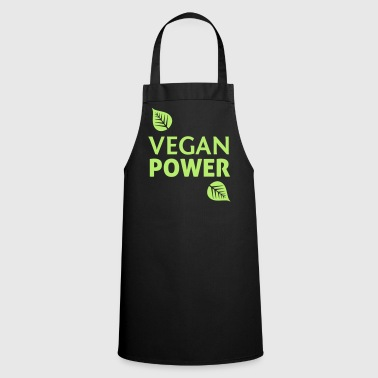 Vegan Power - Keukenschort