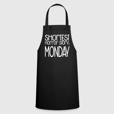 Shortest Horror Story: Monday - Fartuch kuchenny