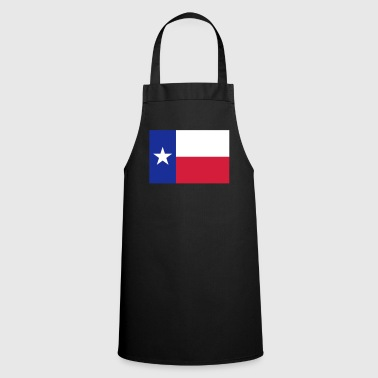 Flag Texas - Cooking Apron