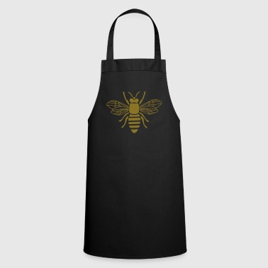 bee honey bumble bee honeycomb beekeeper wasp sting busy insect wings wildlife animal - Cooking Apron