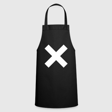cross - Cooking Apron