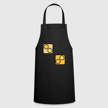 Dice Game | Dice Dice game | cup - Cooking Apron