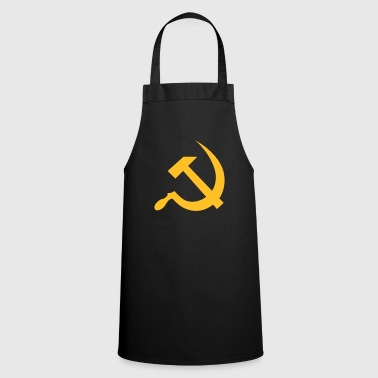 hammer and sickle / soviet union / russia - Cooking Apron