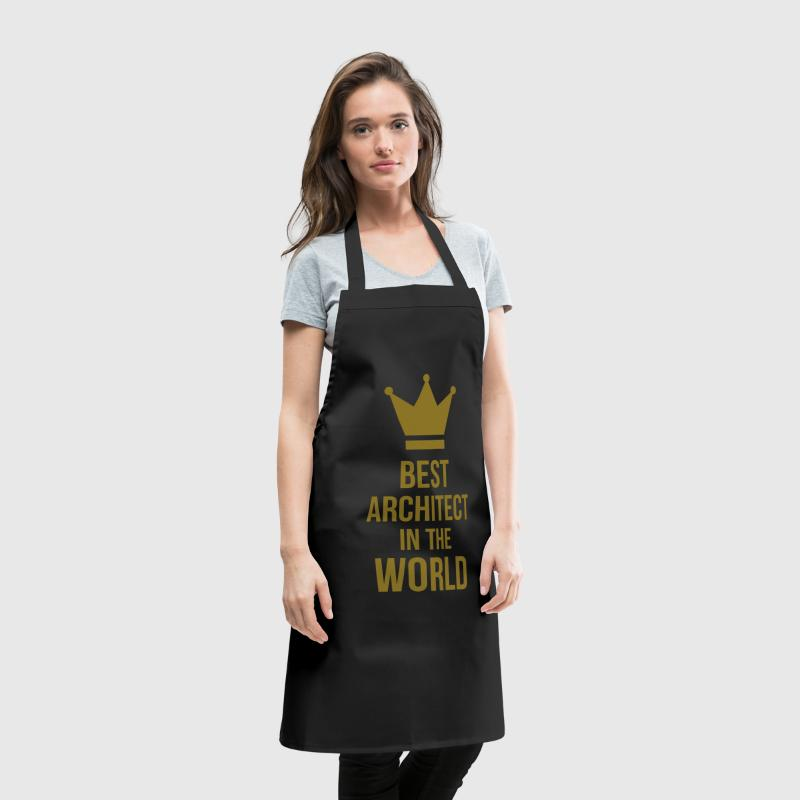 Best Architect in the World - Cooking Apron