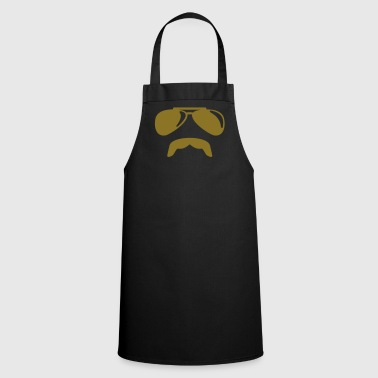 Shade Moustache sunglasses - Cooking Apron