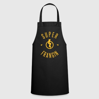SUPER FRANGIN - Tablier de cuisine