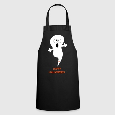 Ghost Happy Halloween - Cooking Apron