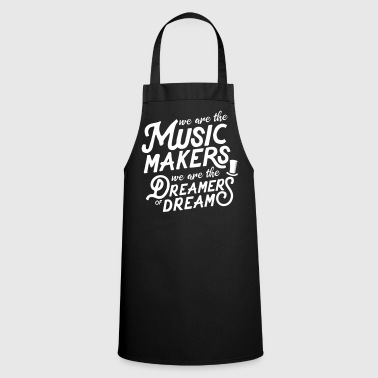 Quotes - Willy Typo - Cooking Apron