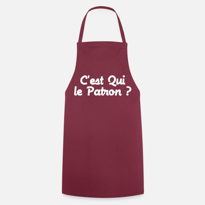 Tuto Tablier De Cuisine Pour Homme