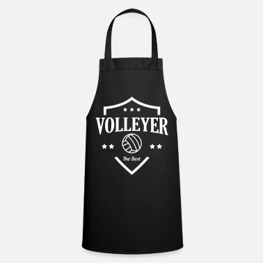 Volley Volleyer - Kochschürze