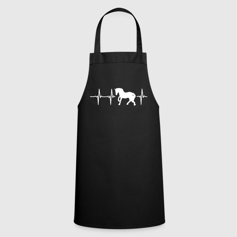 A HEART FOR HORSES! - Cooking Apron