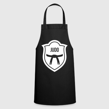 Judo / Judoka / Sport / fight / fighter - Delantal de cocina