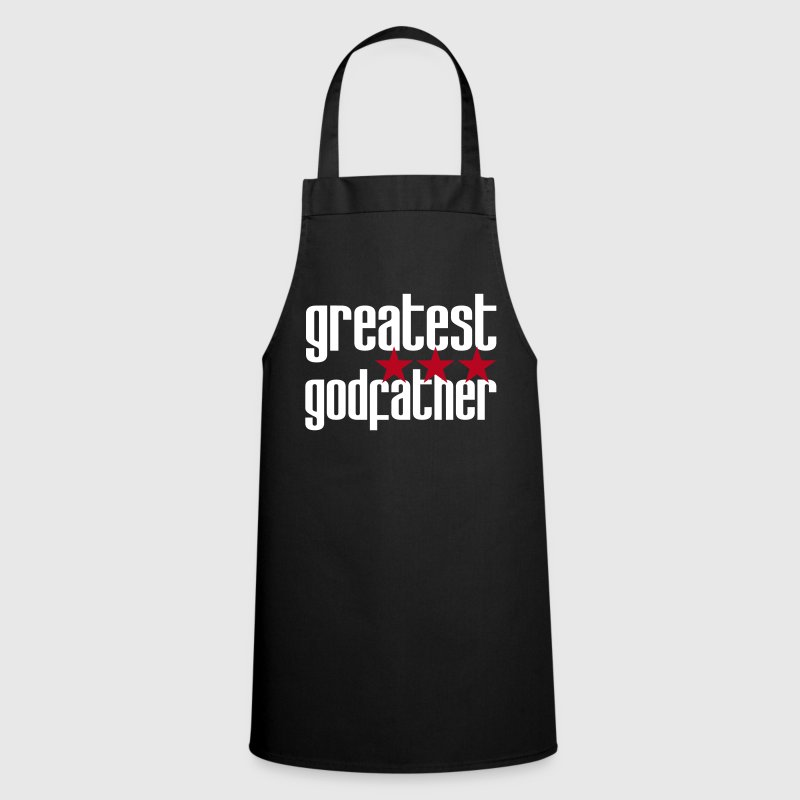 Greatest Godfather - Fartuch kuchenny