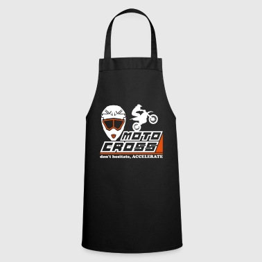 motocross - Cooking Apron