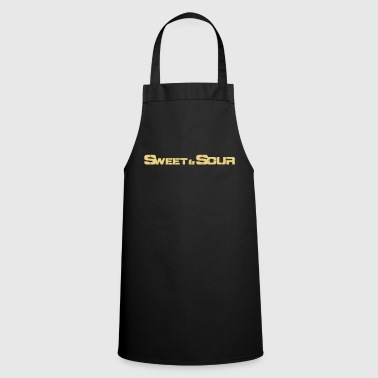 Sweet sour - Cooking Apron