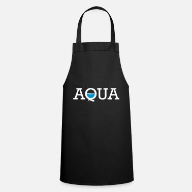 Water Water - Cooking Apron